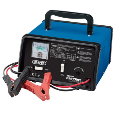 12V 5.6A BATTERY CHARGER KILDARE