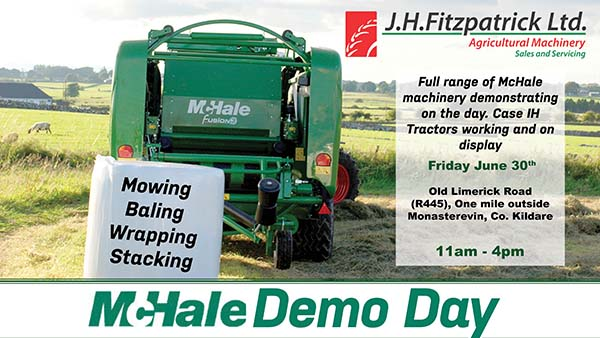 McHale Demo Day June 2017