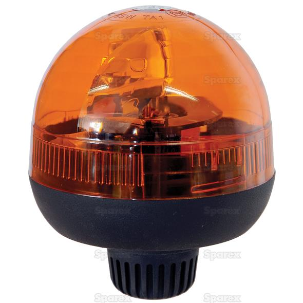 Case Ih D25 Headlight Bulb : Sparex halogen beacon v fixed pin low height j h