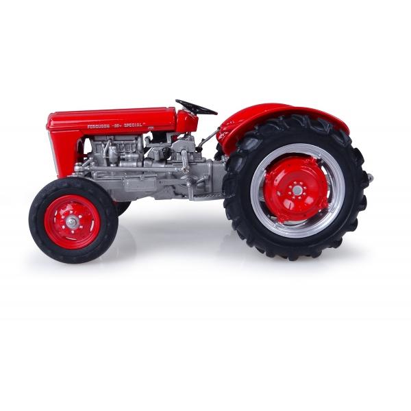 1958 Ferguson Tractor Attachments : Massey ferguson model scale tractor j h
