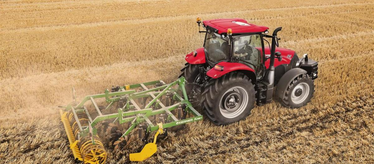 Case IH Maxxum 125 Ireland