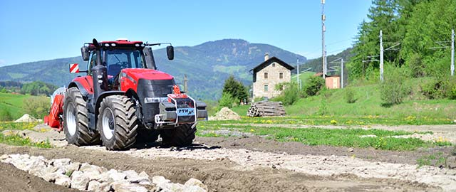 Case IH Mggnum Tractor Laois Ireland